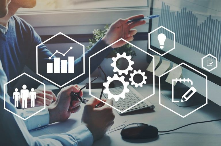 How does ERP help businesses?